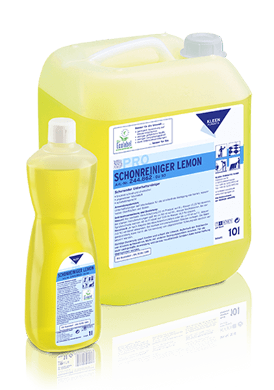 Kleen Purgatis Sensitive Cleaner Lemon (канистра 10 л)