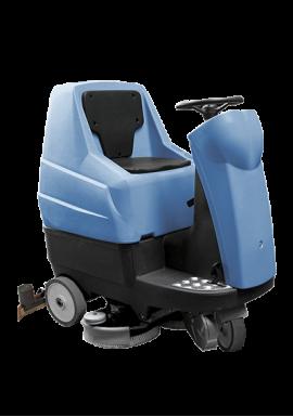 Поломоечная машина с сиденьем BECKER A13 R 85 Essential
